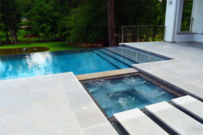 Makaira Pool Design